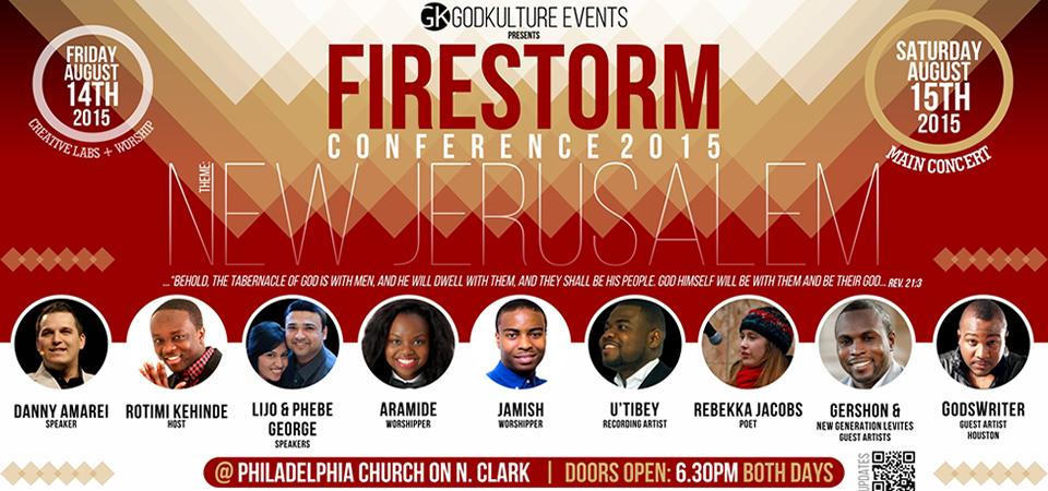 FireStorm 2015