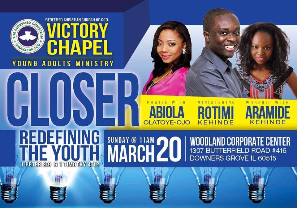 Victory Chapel  – Young Adults Ministry