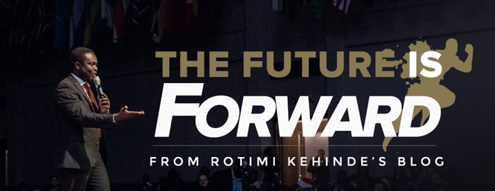 The Future is Forward